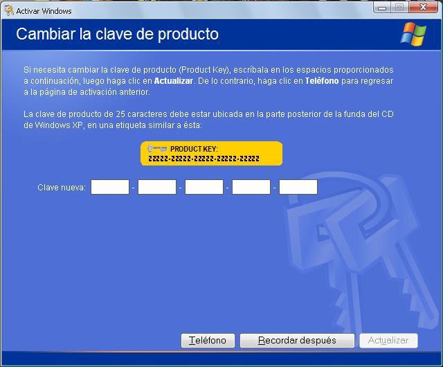 генератор ключей для windows xp: