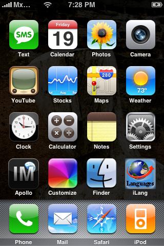 Locos por las aplicaciones del iPhone