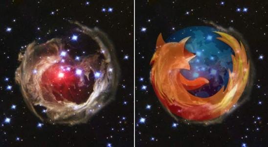 Estrella de Firefox?