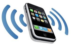 Iphone como Modem Inalámbrico