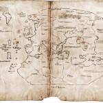 Mapa del año 1440
