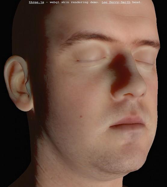 Renderizado de piel en WebGL