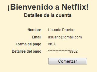 Netflix Gratis y Sin Tarjeta de Crédito por un mes