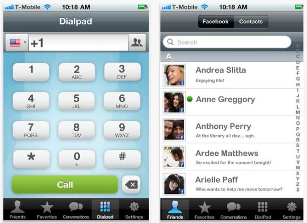 Interfaz de la aplicación Bobsled